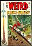 Weird Science-Fantasy #23