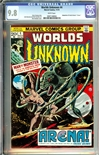 Worlds Unknown #4
