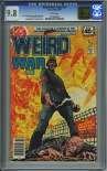 Weird War Tales #72