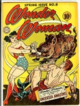 Wonder Woman #8