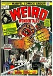 Weird Wonder Tales #1