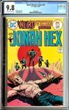 Weird Western Tales #28