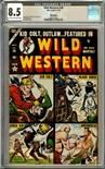 Wild Western #38