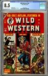 Wild Western #39