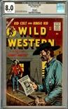 Wild Western #55