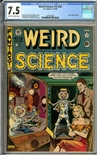 Weird Science #15 (#4)