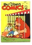 Walt Disney's Comics & Stories #81