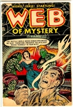 Web of Mystery #24