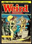 Weird Horrors #8