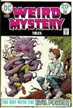 Weird Mystery Tales #9