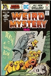 Weird Mystery Tales #24