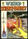 Weird Science-Fantasy #28