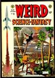 Weird Science-Fantasy #25