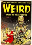 Weird Tales of the Future #3