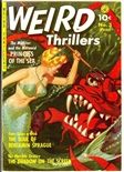 Weird Thrillers #3