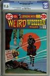Weird Western Tales #17