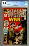 Weird War Tales #4