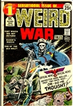 Weird War Tales #1