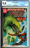 Weird War Tales #103