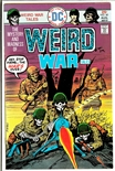 Weird War Tales #40