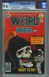 Weird War Tales #49