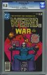 Weird War Tales #61