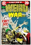 Weird War Tales #7