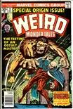 Weird Wonder Tales #19