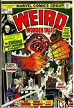 Weird Wonder Tales #1