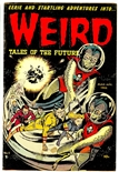 Weird Tales of the Future #6