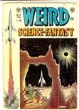 Weird Science-Fantasy #24
