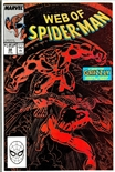 Web of Spider-Man #58