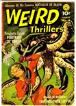 Weird Thrillers #4