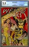 Weird Comics #1