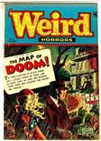 Weird Horrors #9