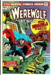 Werewolf by Night #15