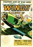 Wings Comics #33