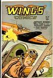 Wings Comics #81