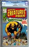 Where Creatures Roam #4