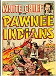 White Chief of the Pawnee Indians #1