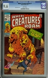 Where Creatures Roam #7