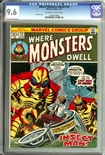 Where Monsters Dwell #19