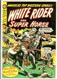 White Rider and Super Horse #4