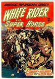 White Rider and Super Horse #5