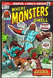Where Monsters Dwell #29