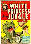 White Princess of the Jungle #4