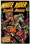 White Rider and Super Horse #6