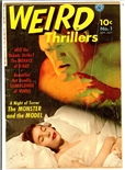 Weird Thrillers #1