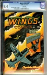 Wings Comics #71