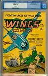Wings Comics #17